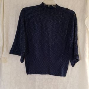 Style & Co sweater XL